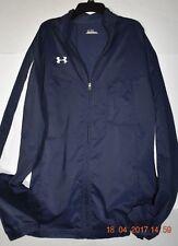 under armour navy jacket