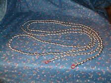Christmas Bead Garland beads in Groups of 2 About 94 Inch  Feel Like Plastic