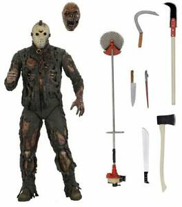 Friday the 13th Part 7 Action -figur Ultimate Jason Voorhees