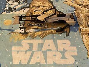 Speeder Bike Near Complete Star Wars ROTJ Return of the Jedi 1983 Kenner Vehicle