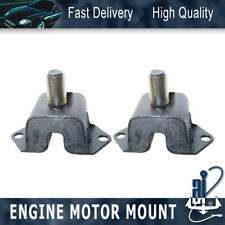 2PCS Anchor-Enging Motor Mount Kit For 1959-1971 JEEP CJ5 L4 2.2L 4WD NEW
