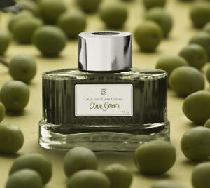 Graf von Faber-Castell Olive Green 75 mL Bottled Ink - 141015 - New