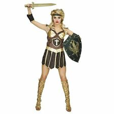 Ladies Gladiator Fancy Dress Costume Xena Warrior