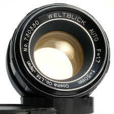 M42: Weltblick Auto 1,7 / 50 Cosina für Neckermann