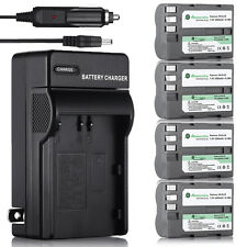 2200mAh EN-EL3e Battery For Nikon D90 D200 D300S D700 D80 D70 D50 + Wall Charger