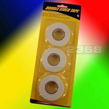 Double Side Mounting Tape  3 packs 18mm × 2m