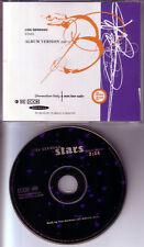 LISA GERMANO Stars PROMO CD single 4AD JOHN MELLENCAMP