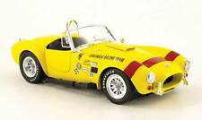 Cobra AC 427 S-c Terlingua Racing Team 1965 Shelby Collectibles 1/18 Yellow