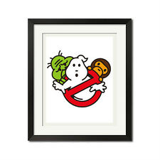 Ghost Busters x Baby Milo by A Bathing Ape Poster Print