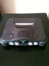 Charcoal Nintendo 64 (wires and controller Included)