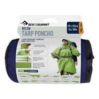 Sea to summit Nylon Tarp Poncho Blue - Genuine & Brand New