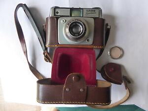 Ilford Sportsman Camera, Dacora Dignar lens 1:2.8/45mm