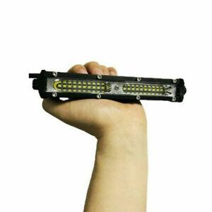 Ultra Slim 7INCH 10D 200W Car LED Light Bar for Auto Driving Lamps SUV ATV UTE