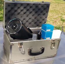 MEADE Schmidt Cassegrain f/10 Coated Optics 1000mm Lens Set w/Case - Made JAPAN