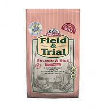 2 x 15kg SKINNERS Field & Trial Salmon & Rice Hypoallergenic Dog Food £27.25each