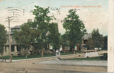 Hagerstown MD * East North St. View  1908  Cannon