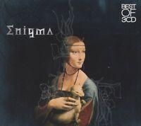 ENIGMA - BEST OF  3 CD  40 TRACKS  INSTRUMENTAL POP  NEU