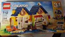 LEGO Creator Beach Hut 31035 NEW & SEALED 3-in-1 House Summer Surf Shop