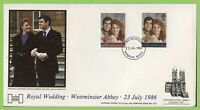 ?G.B. 1986 Royal Wedding Havering First Day Cover, Windsor