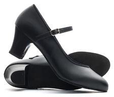 """Ladies All Colours Suede Sole Ballroom Jive Cerco Showtime Dance Shoes Katz 2"""""""