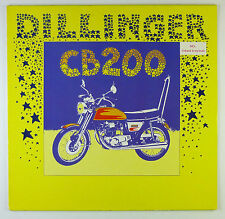 """12"""" LP DILLINGER-CB 200-b4669-washed & cleaned"""