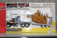 Joal 1:50 Scale Compact Series HEAVY DUTY TRANSPORTER w/ CAT D10 Ref. 321