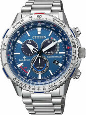 Citizen Eco-Drive Stainless Steel Analogue Promaster Men's Watch - CB5000-50L