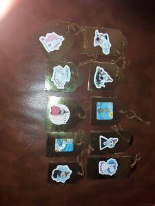 10 Hand Made Moomin Gift Tags