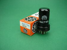 2 x 6ac7wa Five Star GE NOS - - > 2a3 300b tube amp/TUBI AMPLIFICATORE 6134 6ac7