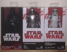 Disney Hasbro Star Wars Darth Vader, Captain Phasma & Stormtrooper