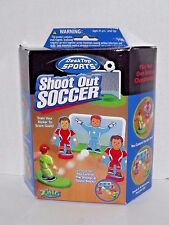 Zing Toys Desktop Sports Shoot Out Soccer Game 2007 ZG350 Rare HTF New (Y)