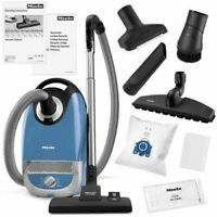 Miele Complete C2 Hard Floor Canister Vacuum Cleaner  (With Full Attachment Set)
