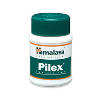 2 x Himalaya Herbal Pilex Piles Hemorrhoids / Fissures Pain Relief Treatment