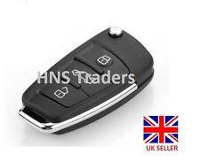 NEW Flip Remote Key Shell fit for AUDI 3 Button Case A2 A3 A4 A6 A6L A8 TT**