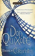 Don Quixote by Miguel de Cervantes Saavedra (2011, Paperback)