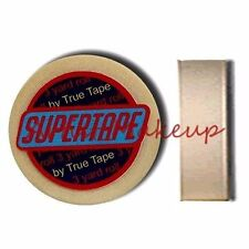 """SuperTape Super Tape Non Glare Lace Wig Hair Extensions 3/4"""" x 3 Yard Roll"""