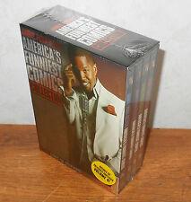 Jamie Foxx Presents: America's Funniest Comics Collection (DVD, 4-Disc Set) NEW!