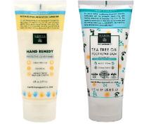 Earth Therapeutics Hand Remedy Protective + Tea Tree Oil Foot Repair Balm 6 oz
