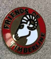 Friends of Timberline, mt. hood oregon ski skiing,enamel pin  S8