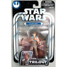 Star Wars The Trilogy Collection Luke Skywalker Dagobah Training Action figure