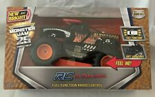 New Bright Monster Jam 25  El Toro Loco RC Truck # 1530 Soft Grip Tires 1:15