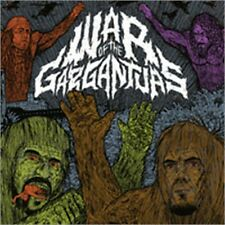 WAR OF THE GARGANTUAS - SPLIT EP with WARBEAST (US TEXAS THRASH) + PHIL ANSELMO