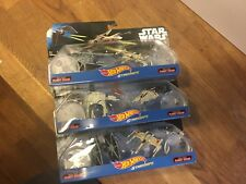 Hot Wheels Star Wars Rogue One Starships. Lots of 3