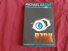 Bzrk by Michael Grant Thriller Book