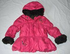 GIRL'S CATIMINI 4 Yrs (102 Cm) PINK Padded WARM WINTER COAT NEXT DAY POST