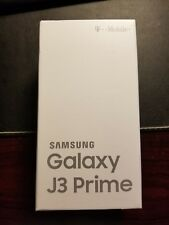 Brand New Samsung Galaxy J3 Prime  (J327T) -16 GB GSM  Unlocked- Black