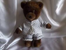 Doudou petit ours brun en pyjama,1988, Ajena, Bayard Presse pour Pomme d'Api