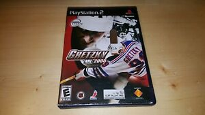GRETZKY NHL 2005 PS2 GAME Complete