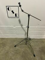 Stagg Boom Arm Cymbal Stand Drum Double Braced Hardware Accessory #ST002