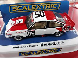 SCALEXCTRICS BATHURST LEGENDS A9X TORANA BATHURST WINNER 1978 C4157